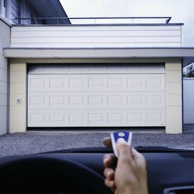 Novoferm szekcionált garázskapuk